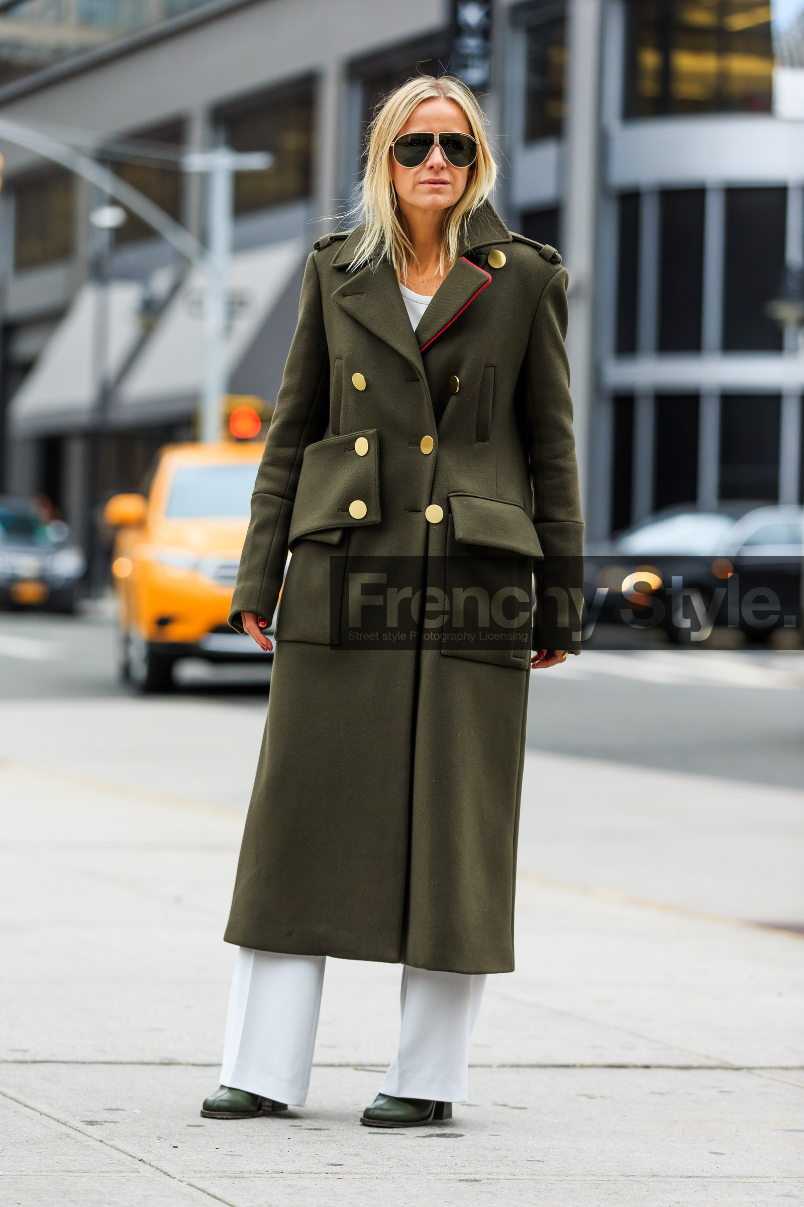 Frenchy style street style by jonathan Celine fashion street style