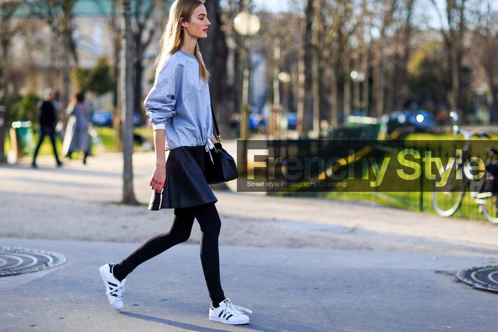 adidas sneakers street style