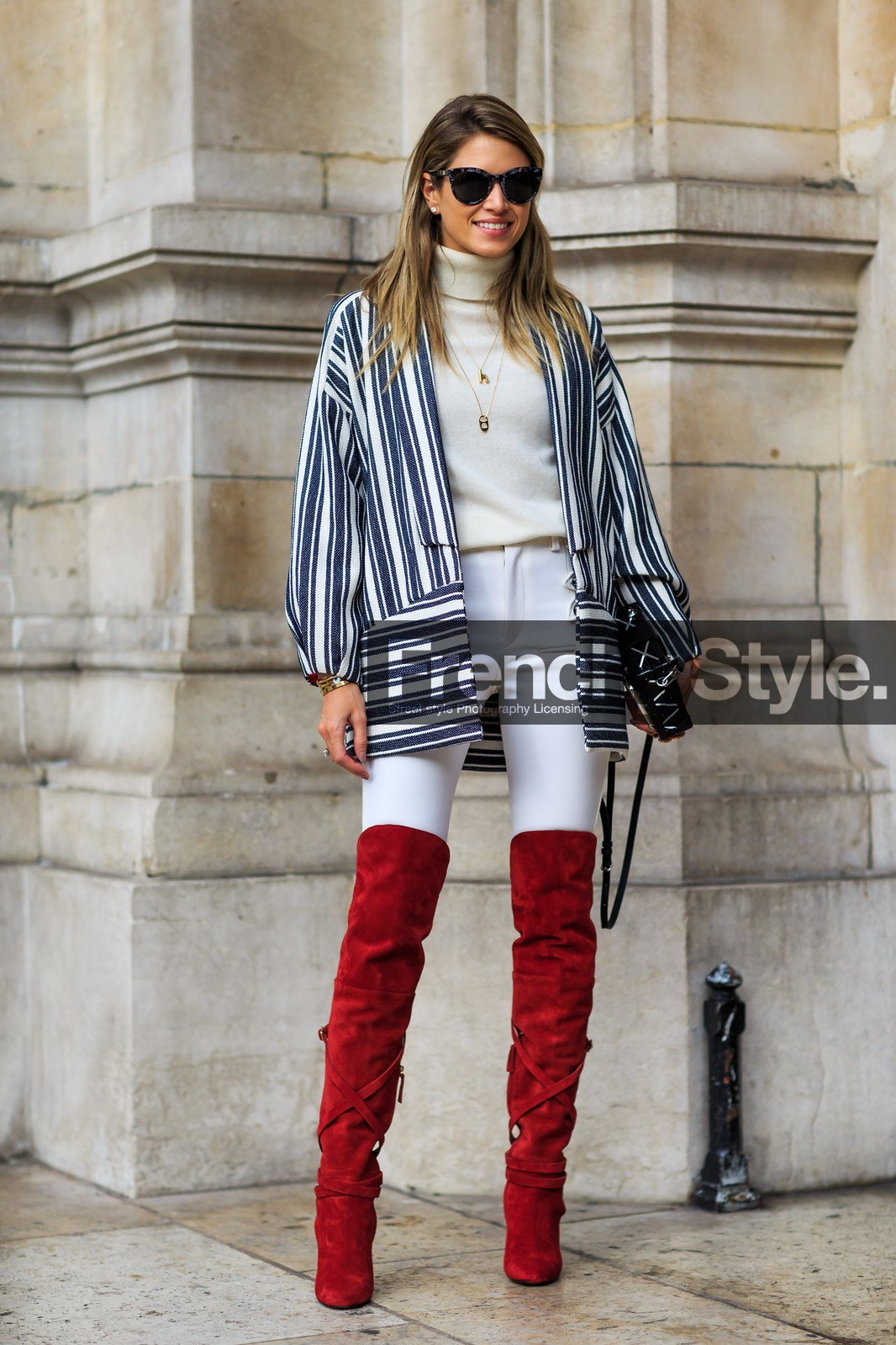 Frenchy Style Street Style By Jonathan